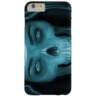 Woman X-Ray Skull Phone Cover