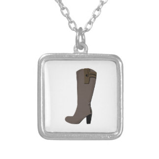 Womans Boot Pendant