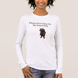 Woman's dachshund guard dog T-Shirt