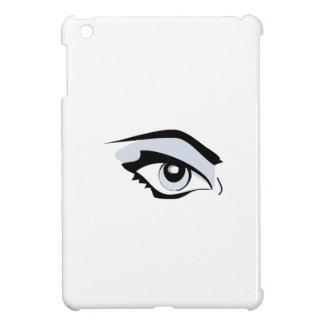Womans Eye iPad Mini Covers