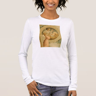 Woman's Longsleeved T-Shirt - Love Came Down