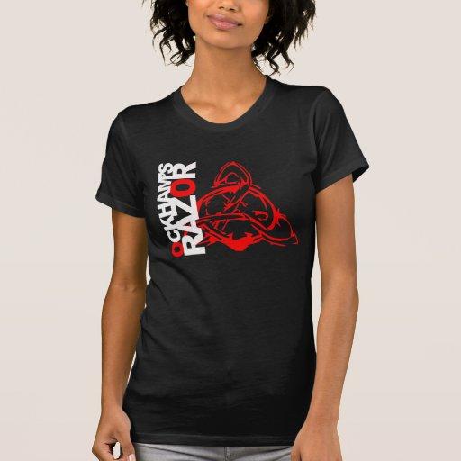 Woman's Ockham's Razor Celtic Knot Shirt