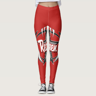 Woman's Redmen Leggings