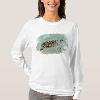 Woman's Sea Turtle Hoodie