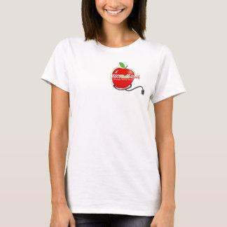 womans small logo T-Shirt