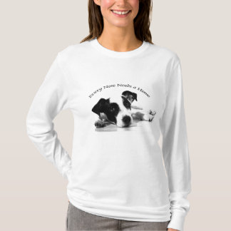 Woman's t-shirt / animal rescue