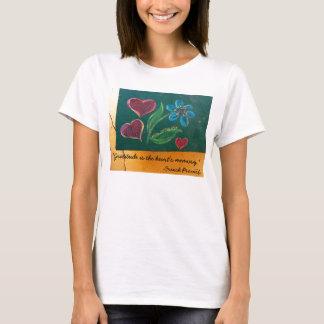 Woman's T-Shirt/Gratitude T-Shirt