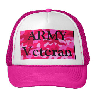 Woman's Veteran Hat