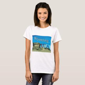 Woman's Wyoming T-Shirt