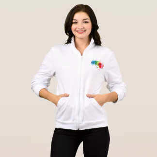 Woman's Zipper Jacket