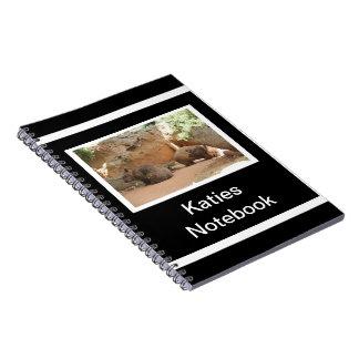 Wombat Heaven Notebooks