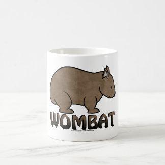 Wombat Logo II Coffee Mug