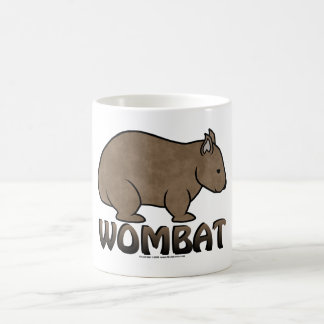 Wombat Logo II Mug