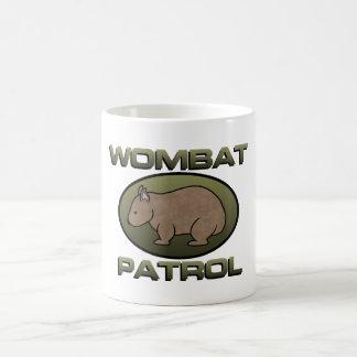 Wombat Patrol II Coffee Mug