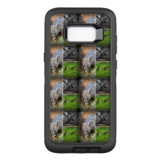 Wombat Sniff Samsung Galaxy S8+ defender Case