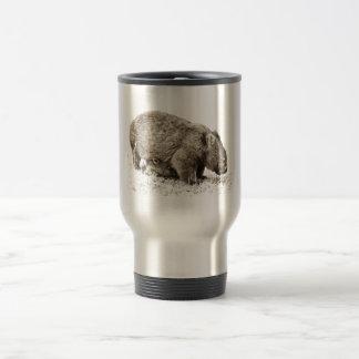 wombats travel mug