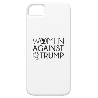 Women Against Trump iPhone 5 Covers