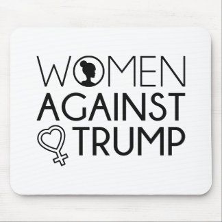 Women Against Trump Mouse Pad