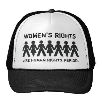 Women Are People Too. Cap