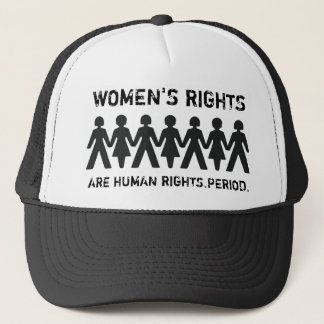Women Are People Too. Trucker Hat