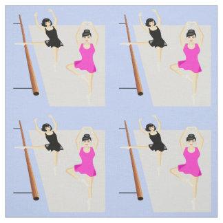 Women Ballet Dancers Fabric