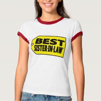 WOMEN - Best SISTER-IN-LAW T-Shirt