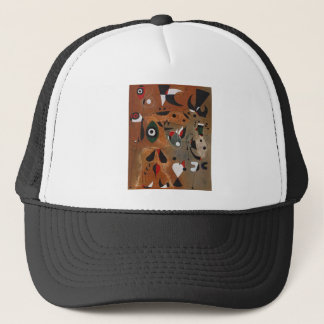 Women, Birds, and a Star Trucker Hat