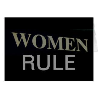 WOMEN CARD