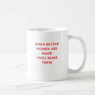 WOMEN COFFEE MUG