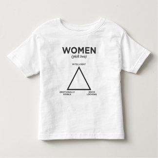Women Diagram - pick two Toddler T-Shirt