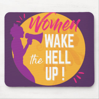 Women Empowerment Mouse Pad