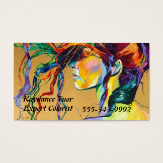 Women Experience Business Card