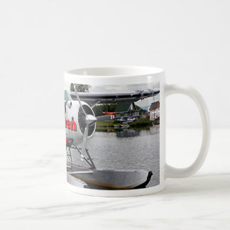 Women fly: float plane 1, Alaska Coffee Mug