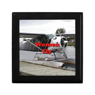 Women fly: float plane 1, Alaska Gift Box