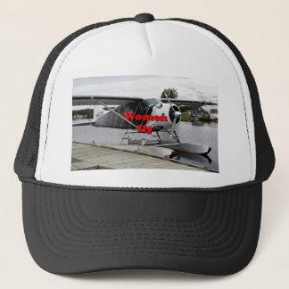 Women fly: float plane 1, Alaska Trucker Hat