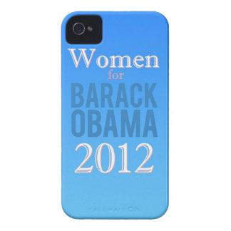 Women For Barack Obama 2012 iPhone 4 Case