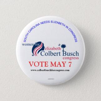 Women for Elizabeth Colbert Busch 6 Cm Round Badge