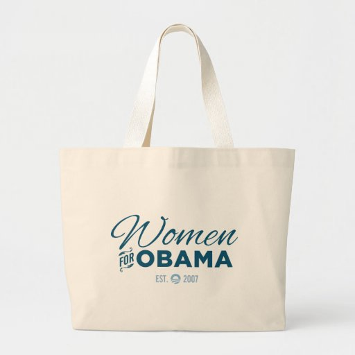 Women for Obama Bags