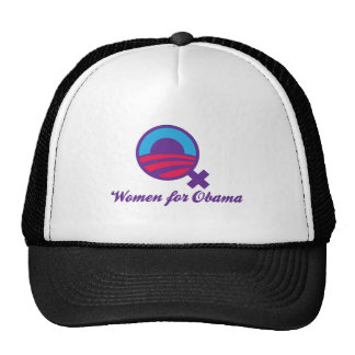 WOMEN-FOR-OBAMA HATS