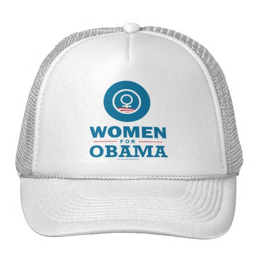 Women for Obama Hats