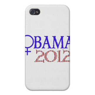 WOMEN FOR OBAMA iPhone 4/4S CASE