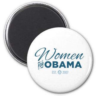 Women for Obama Refrigerator Magnet