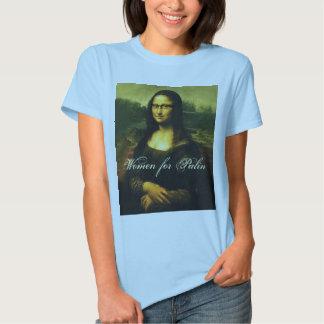Women for Palin 2008 T Shirt