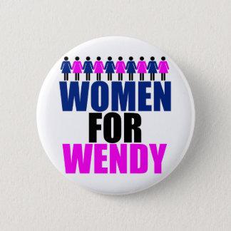 Women for Wendy 6 Cm Round Badge