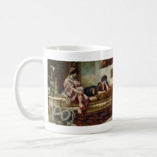 Women Friends in a Harem Coffee Mug