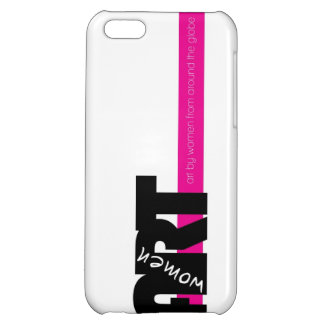 Women in Art: Support the movement iPhone 5C Cases