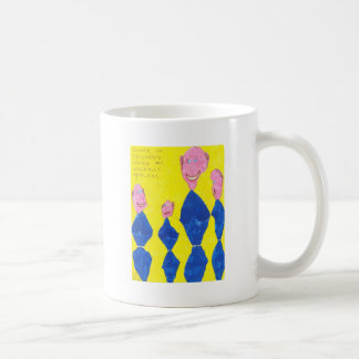 Women in Matching Gowns Coffee Mug