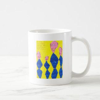 Women in Matching Gowns Coffee Mugs