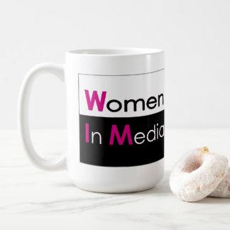 Women In Media Classic Mug 15 oz