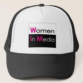 Women In Media Trucker Hat
